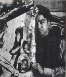若き日のフラビオ・シロー(flavio shiro - Miguel de Almeida – 2008より)