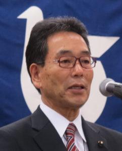 福間県議会副議長