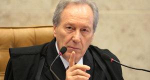 最高裁のレヴァンドフスキ判事(Carlos Humberto/SCO/STF)