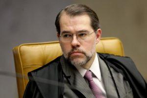 9月から最高裁長官に就任する、ジアス・トフォリ判事(Fellipe Sampaio/SCO/STF)