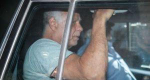 企業家のミゲル・イスキン容疑者(17年4月のファトゥーラ・エスポスタ作戦で、Tomaz Silva/Agência Brasil)