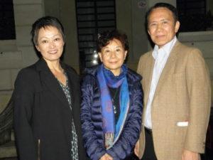 岩切さん、黒津さん、ナガヤマさん