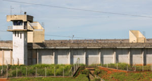 様々な指令が出されていたとされるヴェンセスラウ刑務所(Edson Lopes Jr./GESP)