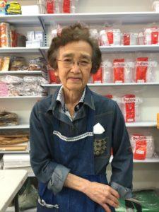 前田春代さん