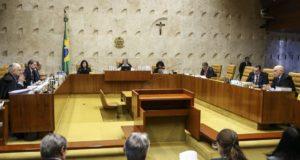 組合税廃止の是非を議論する最高裁(José Cruz/Agência Brasil)