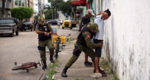 麻薬組織の抗争激化と、警察の弱体化が重なり、ブラジルの治安は悪化している(参考画像・THIAGO GOMES AG PARA)