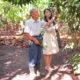 眞子さま=トメアスーの熱帯果樹にご関心=森林農法の農場と農業組合で
