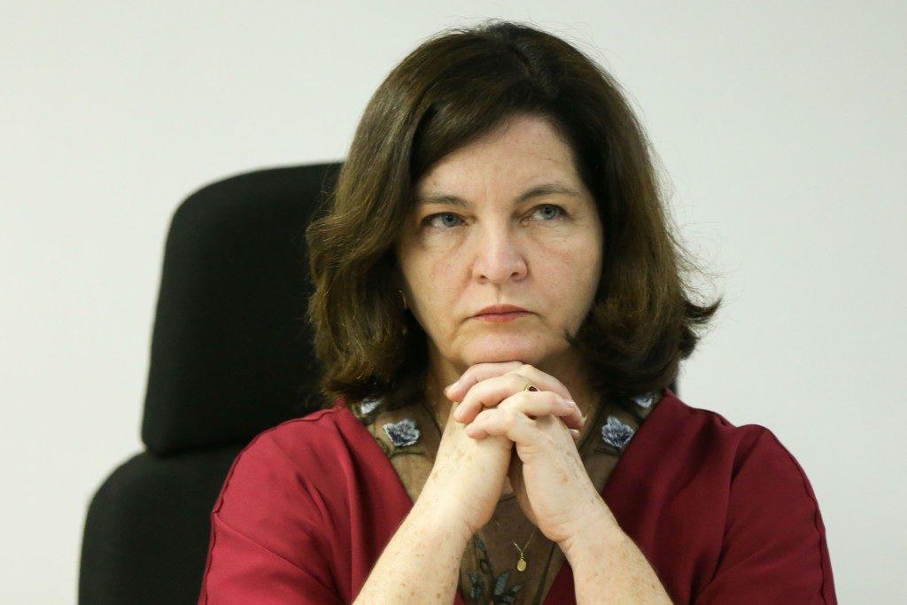ラケル・ドッジ検察庁長官(Marcelo Camargo/Agência Brasil)