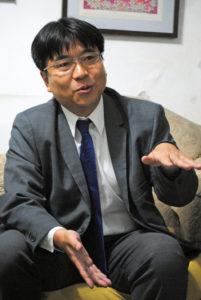 永井康之さん