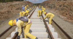 農産品を港に運ぶために鉄道が使われている(参考画像・Blog do Planalto)