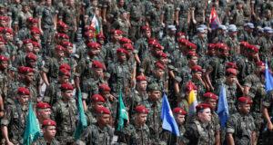リオ州では、治安部門に限っては軍の直接統治になっている。(参考画像・Tania Rego / Agencia Brasil)