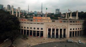パカエンブー競技場の運営権民営化の入札もTCMはストップさせた。(参考画像・Fernanda Carvalho / Fotos Publicas)