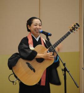 三浦住職による法話コンサート