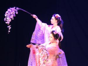 優雅な日本舞踊