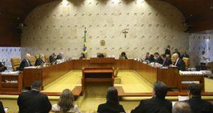 8月30日のSTF全体審理の様子(Agencia Brasil)