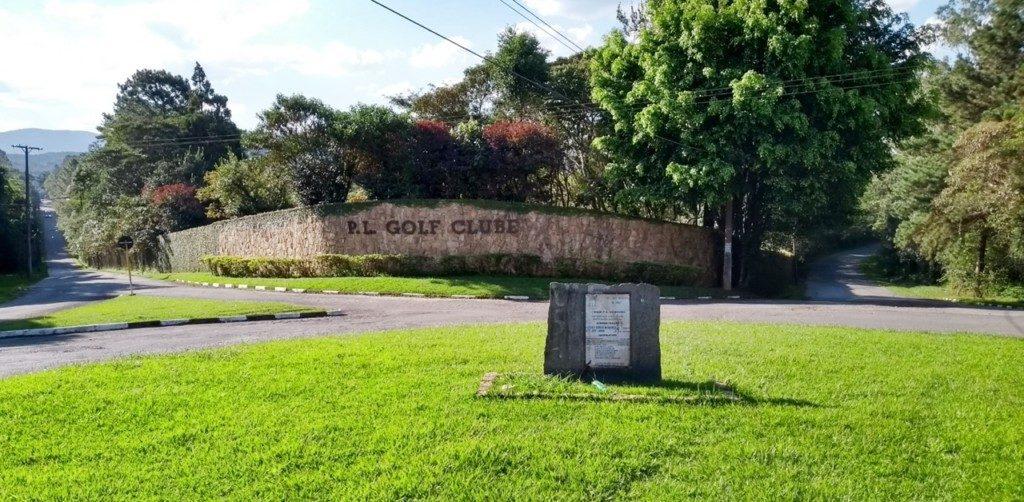 クラブ入口の外観(提供・PLゴルフクラブ)