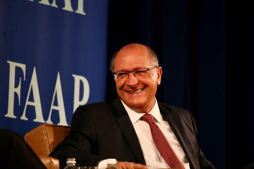 ジェラルド・アルキミン(PSDB)候補(Ciete Silverio)