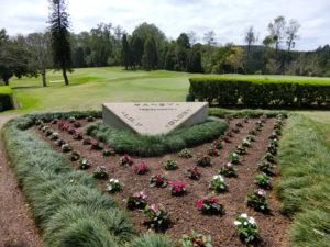 27ホールを有するゴルフ場