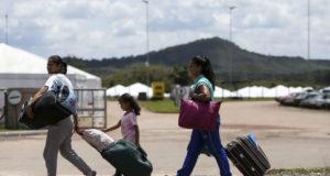 ブラジルには12万人を超えるベネズエラ人が逃げ込んだといわれている。(参考画像・Marcelo Camargo / Agencia Brasil)