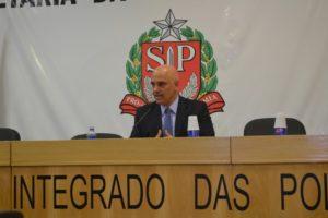 12年のサンパウロ州では強盗殺人などの犯罪が減少と報告されたが(参考映像、Nathalia Manzaro/Secretaria de Segurança Pública de SP)