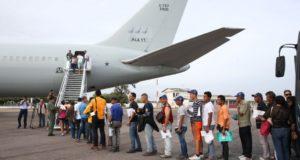 ベ国移民を国内各地に移送する作業も行われているが、ロライマ州での緊張状態は今も続いている(Antônio Cruz/Agência Brasil)