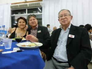 吉村さんと息子夫妻
