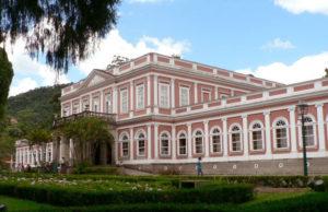 リオ州ペトロポリス市の帝国博物館(Alexandre Machado)