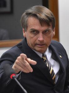 ボウソナロ候補(Foto: Wilson Dias/Agencia Brasil (16/12/2014))