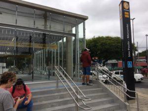サンパウロ/モルンビ駅