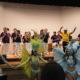 横浜で移民110周年記念行事=約300人が参加、サンバ踊る
