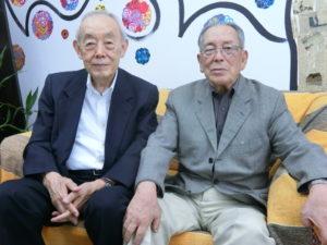 (左から)相田さん、篠又さん