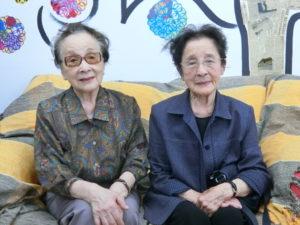 (左から)高瀬さん、久保さん