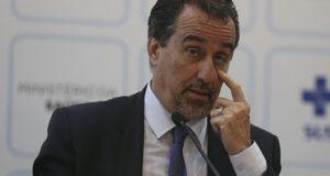 ジルベルト・オッシ保健相(Valter Campanato/Agencia Brasil)