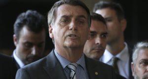 ボウソナロ氏(Valter Campanato/Ag. Brasil)
