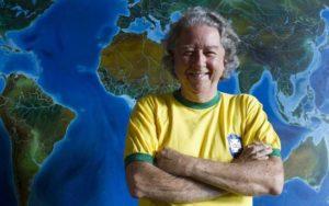 アウジール・シュレー氏(Gilberto Perin/Divulgação)