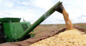 広大な国土のブラジルの穀物収穫量は年間2億トン以上になる(参考画像・Agencia Brasil)