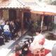 セラードの悠久を憩う茶会=ゴイアスの本城アトリエで開催