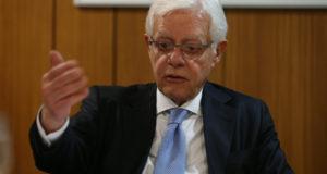 モレイラ・フランコ鉱山動力相(Valter Campanato/Agencia Brasil)