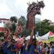 半世紀迎えた東洋祭り=池崎会長「市の模範となる街に」