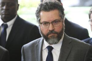 エルネスト・アラウージョ次期外相(Valter Campanato/Ag. Brasil)