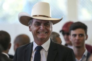 ジャイール・ボウソナロ氏(Jose Cruz/Agencia Brasil)