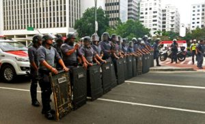 同じ大隊所属の54軍警が、密売者から金を受け取り、犯罪行為に目こぼしをしていた(参考画像・Fernanda Cruz/Ag. Brasil)