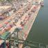 サントス港(Divulgacao/Portal Governo Brasil)