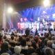 ブラジル紅白特別写真グラフ=110周年終幕飾るブラジル紅白=熱唱のエドアルド公演に感激=「とても感動的な舞台だった」