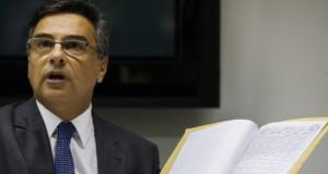 COAFの捜査の正当性を主張するリオ検察局の検察官(21日、Fernando Frazão/Agência Brasil)