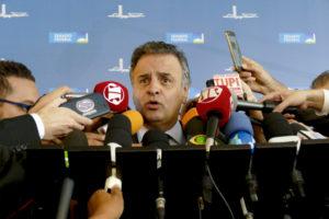 アエシオ・ネーヴェス上議(Foto: Roque de Sá/Agência Senado)