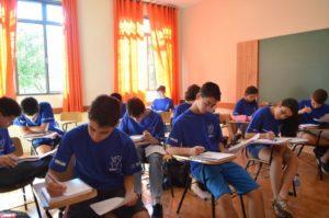 公立校で学ぶ子供たち(参考画像・Elza Fluiza/Ag. Brasilia)