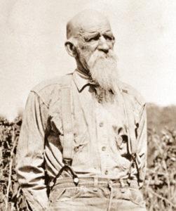 ヘンリー・ビアキャンプ氏(ARC提供写真)