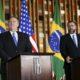 《ブラジル》アラウージョ新外相=反グローバリズムの姿勢示す=「まずはブラジルの国益が優先」=ポンペオ米国国務長官と共同会見も
