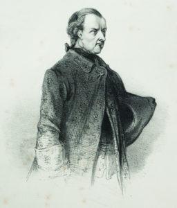 ホセ・ガスパール・ロドリゲス・デ・フランシア(Alfredo L. Demersay [Public domain], via Wikimedia Commons)